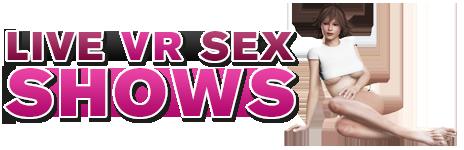 Live VR Sex Shows